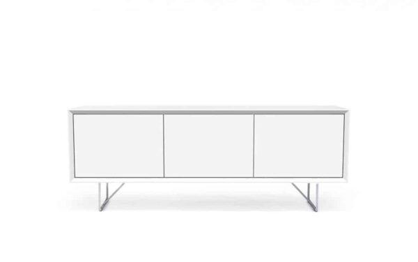 Tv-Bänk New Air 152 cm metallben