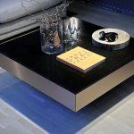 Soffbord med lådor Copper