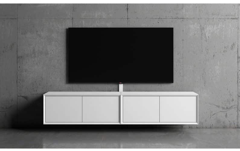 VÄGGHÄNGD TV-BÄNK NEW AIR 103 CM