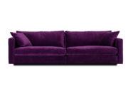 Prince soffa Tyg Velvet 244 cm