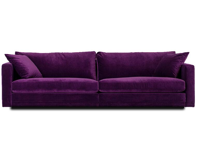 Prince Modulsoffa Tyg Velvet 244 cm