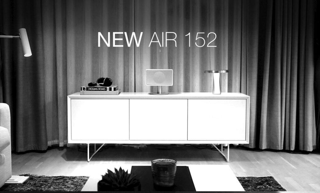 Tv Bänk New AIR 152 CM