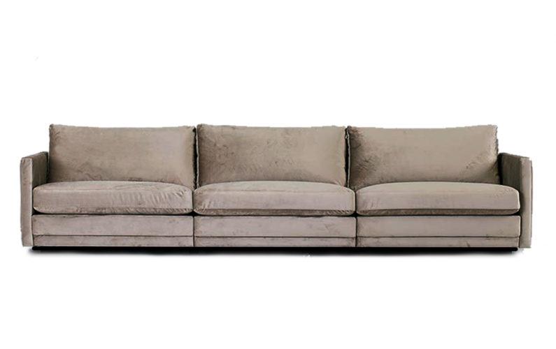 Rock soffa 3 sitsar