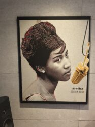 Tavla Aretha Franklin Golden Voice